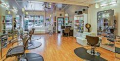 Beauty Parlors & Salons