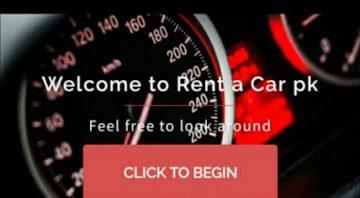Rent'A'Car.pk