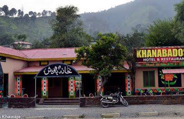 Khanabadosh Restaurant, Muzaffarabad