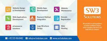 SW3 Solutions – A web development company in pakistan